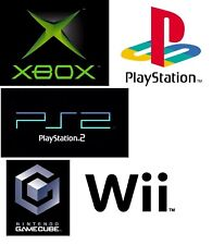 Ps1, Ps2, Xbox Classic, Game Cube, Retrogaming