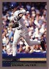 Autographed Derek Jeter Single Baseball Cards