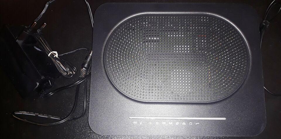 Smart Modem Plus Router ADSL/VDSL FTTC FIBRA WIFI