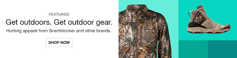 Top Branded Hunting Apparel