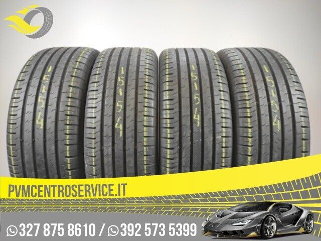 Gomme usate 235 60 18 continental est 15154