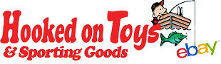 Hooked On Toys and Sporting Goods