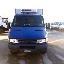 Camion iveco daily 35c9 cella frigo