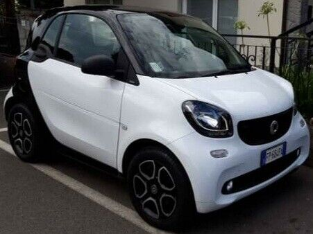 Smart Fortwo III - 1.0 Passion