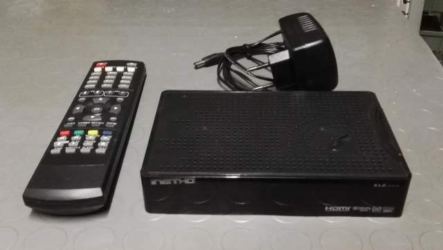 Decoder Satelittare Inet Hd S12 Pvr