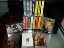LOTTO / STOCK 19 x Tape, Cassette, MC, K7 Originali