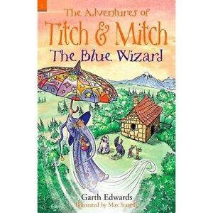 5 the blue wizard the adventures of titch mitch 956744990 ebay
