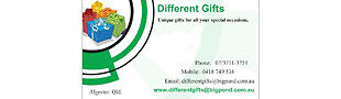 Different Gifts Qld