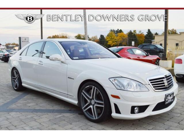 2008 mercedes benz s class s63 amg w night vision for Mercedes benz night vision