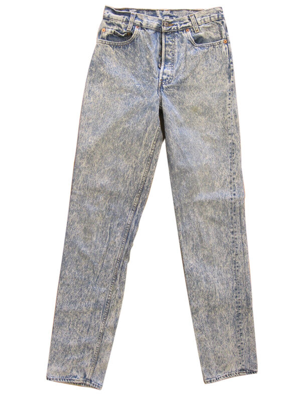 DIY Acid Wash Jeans