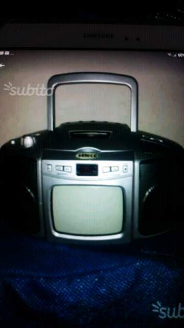 Radio CD TV