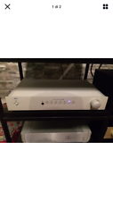 Stereo Preamplifier Nad S 100 Silver