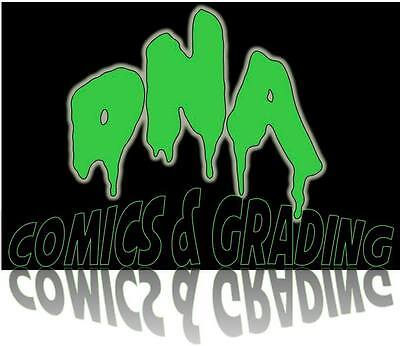 DNA Comics&Grading