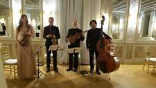 Weddings Events String Quartet Rome