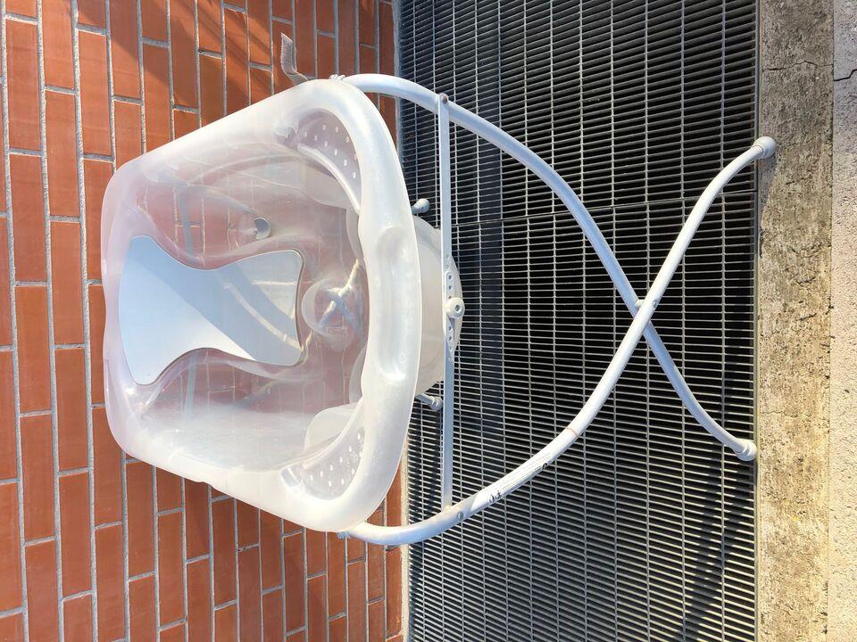 Supporto e vaschetta per bagnetto (CAM)