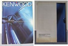 Catalogo Kenwood Sistema Car Audio 1999-2000