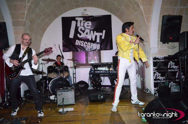 Freddie Mercury Impersonator 4