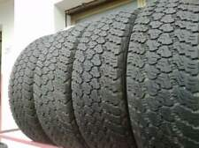 Kit completo di 4 gomme vendo usate 255/75/17 Good Year
