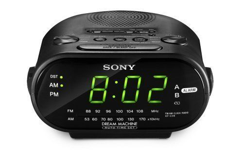top 10 alarm clocks for heavy sleepers ebay. Black Bedroom Furniture Sets. Home Design Ideas