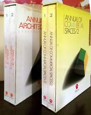 Annual Of Commercial Spaces & Architecture (4 Vol.)