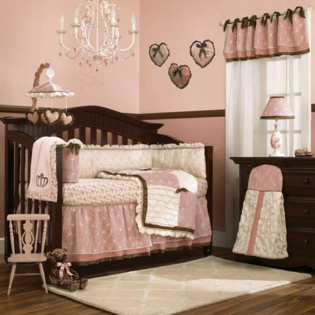 Top 6 crib bedding sets by cocalo ebay Baby girl bedding