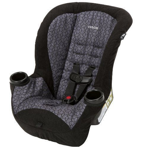 Available In Five Colors The Cosco APT 40RF Convertible Car Seat Takes Baby From Newborn To 40 Pounds Rear Facing And 19