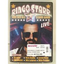 Dvd ringo starr and his all starr band