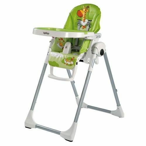 a prima pappa zero3 high chair is a lightweight option that still offers relaxation for the baby like other peg perego baby chairs the prima pappa zero3
