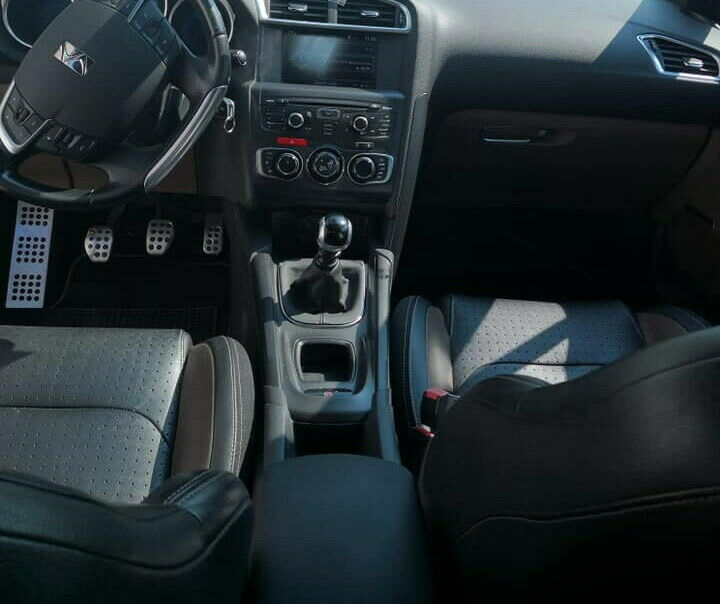 DS4 2.0 HDi 160 Sport Chic 6