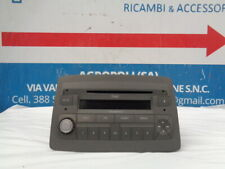 Fiat panda '05 autoradio mp3 (ag)
