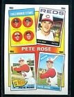 Box Pete Rose Baseball Cards