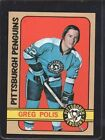 Topps Professional Sports (PSA) 1972-73 Season Hockey Trading Cards