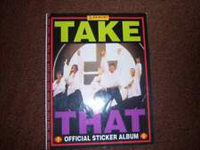 Album figurine TAKE THAT TT - ROBBIE WILLIAMS vuoto