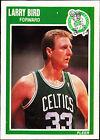 Fleer Larry Bird Basketball Trading Cards