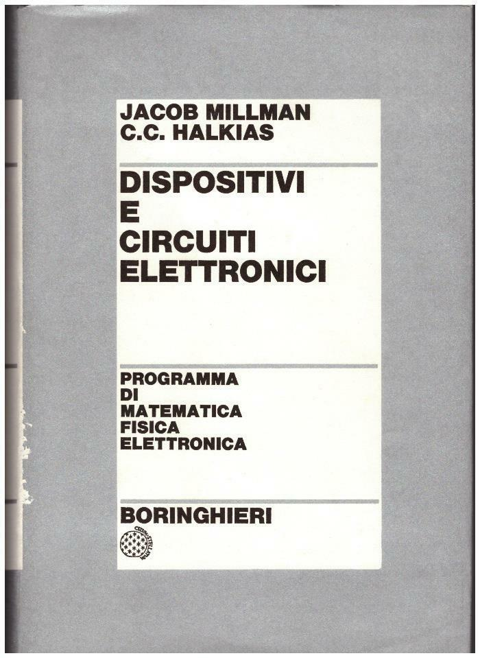 Millman, Jacob – Halkias, C. Dispositivi e...