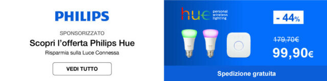 Scopri lofferta Philips Hue