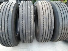 Kit di 4 gomme usate 295/80/22.5 Michelin
