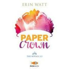 Paper crown. the royals