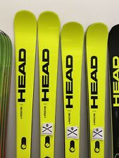 Sci Head Rebels e.Race/Speed Pro 175/170cm + attacco FreeFlex 16
