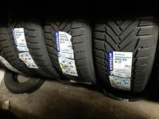 Kit di 4 gomme nuove 205/55/17 michelin