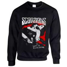 NULL Scorpions - Love At First Sting Felpa