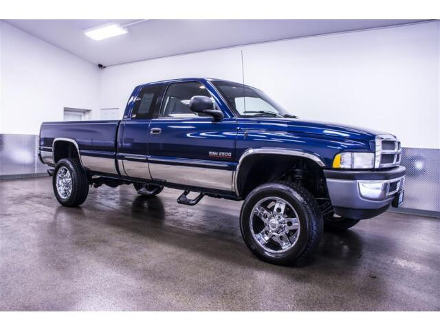 2001 dodge ram 2500 slt 4x4 5 9l cummins diesel w tow package ebay. Black Bedroom Furniture Sets. Home Design Ideas