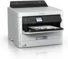 Epson workforce pro wf-c5210dw, stampante a4 small workgroup a getto d
