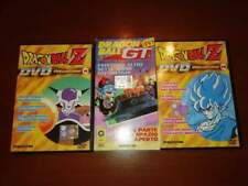Blocco Dragon Ball Z DVD Collection e Dragon Ball GT Collection