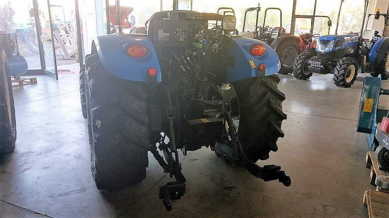 Trattore new holland td 4.80 f nuovo 4