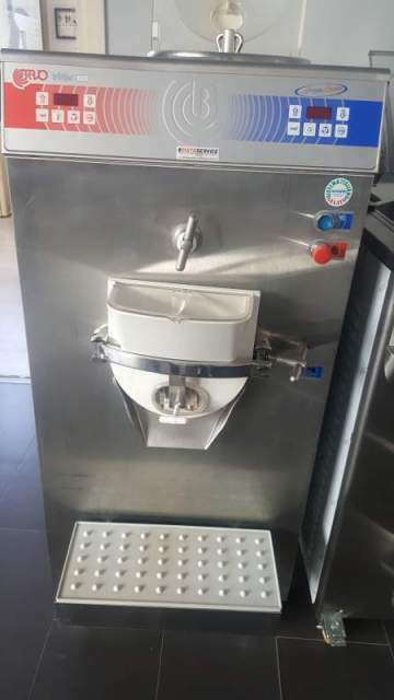 Blast freezer for ice cream or pastry italian brand 3