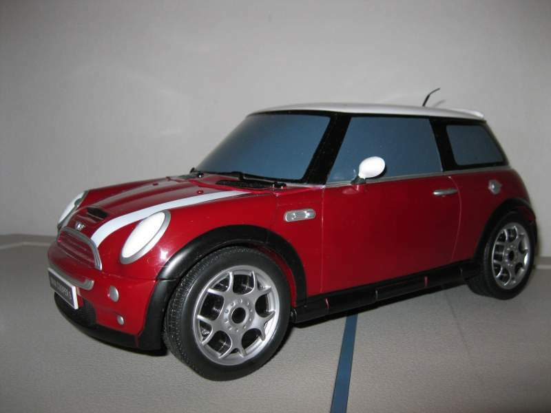 Micromachine Mini Cooper S