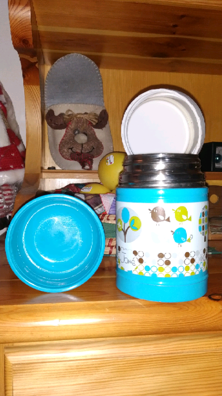 Thermos pappe Janè, come nuovo