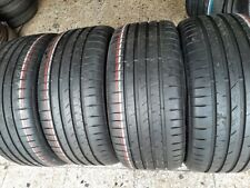 Kit di 4 gomme usate 245/30/20 michelin