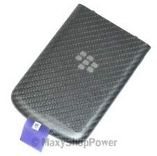 Blackberry cover posteriore originale copribatteria q10 black